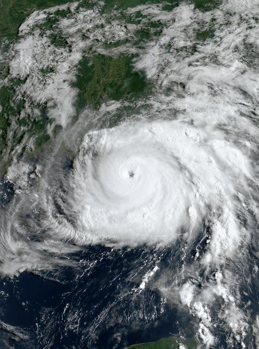 Hurricane Ida (NOAA)