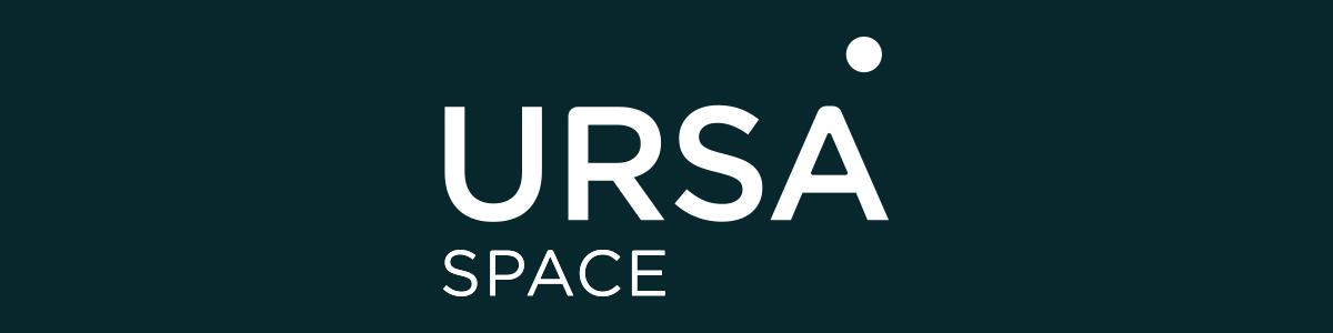 Ursa Space logo banner