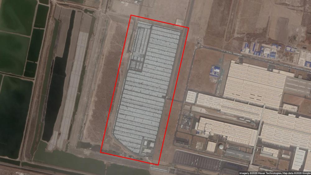 VW Tianjin car factory, China