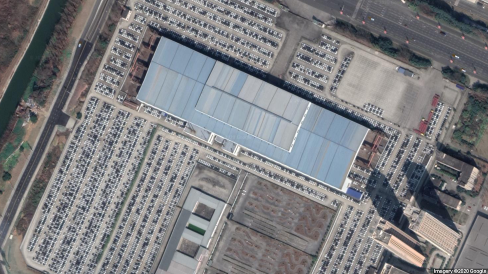 FAW-VW plant, Chengdu, China